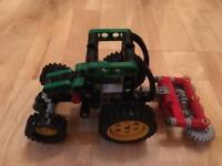 LEGO Technic Tractor 8281