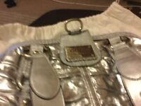 Guess bag silver