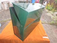 metal filing/document box