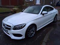 Mercedes C250 AMG Premium Plus