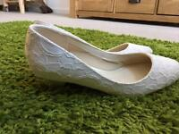 Size 6 Bridal/Wedding Shoes