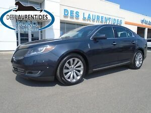 2013 Lincoln MKS AWD/Tech pkg/CERTIFIÉ LINCOLN