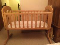 Mamas and papas - breeze crib