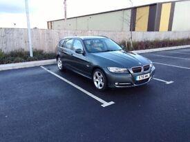 2011 BMW 320D Exclusive Edition Touring Automatic (HIGH SPEC) FSH - 10 Months MOT - 2 Keys