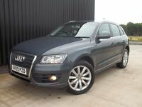 2009 Audi Q5 2.0 TDI SE Quattro 5dr 4 Wheel Drive, Timing Belt Done, Finance Available, May PX