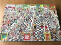 For sale- 1000 piece jigsaw puzzle