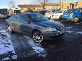 VOLKSWAGEN JETTA 1.9 TDI (diesel) ONLY DONE 84K- COMES WITH FULL YEAR MOT + 3 MONTHS WARRANTY