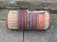Large African Talking Drum