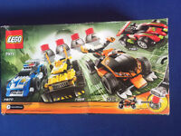 New lego set: LEGO Racers Power Racers 7971