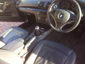 BMW 120d Coupe 64000 miles, good condition