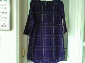 Size 14 lined dress