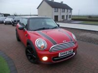 2012 MINI COOPER DIESEL* ZERO ROAD TAX* LOVELY CAR * KEENLY PRICED!!