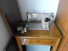 SINGER 201K VINTAGE SEWING MACHINE AND CABINET Magill Campbelltown Area Preview