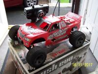 HPI RUSH NITRO RC TRUCK FOR SALE/SWAP