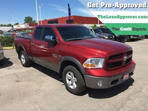 2013 Ram 1500 SLT * HEMI * 4X4 * HEATED POWER SEATS