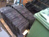 "Quality reclaimed 16"" x 10"" welsh slates 1000"