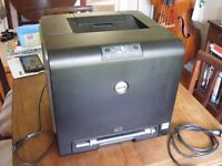 DELL laser printer plus one ink cartridge