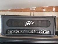 Peavey Transtube Supreme 100W Guitar Amplifier Amp Head