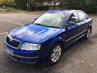 Skoda Superb 2.5 TDI V6 Automatic Laurin & Klement 4dr