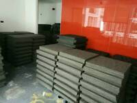 QUALITY USED CARPET TILES HAND SORTED IN LONDON 50P EACH