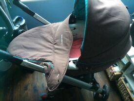 Pram/baby chair/carrier