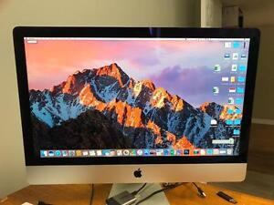 "27"" iMac 5K Retina 3.2GHz i5, 32GB RAM, 2GB AMD RADEON"
