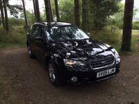 Subaru Outback AWD 3.0 H6 Sat nav/Panoramic roof/ 1 Year Mot £2650ono