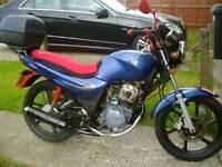 Sym xs 125 cc