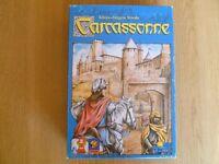 Carcassonne Base game - Rio grande edition