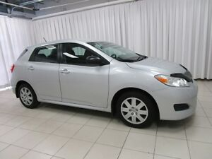 2013 Toyota Matrix MANUAL SHIFT HATCHBACK - A/C - CRUISE - POWER