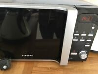 Samsung microwave - perfect working orded