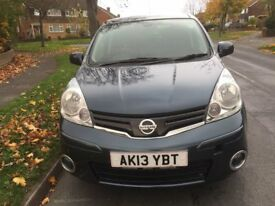 Nissan Note NTEC + - 15k Miles only!