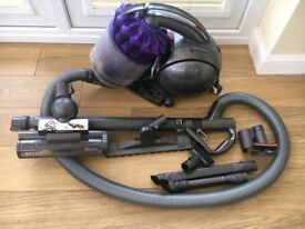 DC 39 Dyson Vacuum Cleaner and accessories