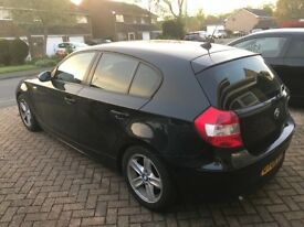 BMW 120d. 2006. Full history services. MOT valid January 2019. 2 owners. 2 keys. Automatic.