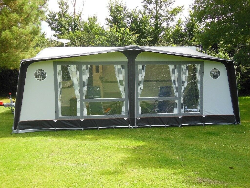Used Isabella Caravan Awnings For Sale Homideal