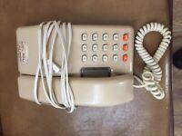 VINTAGE WORKING VISCOUNT LANDLINE TELEPHONE