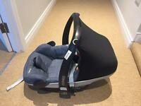 Maxi Cosi Pebble 0+ car seat