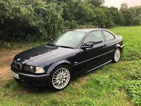 BMW 320 CI M SPORT COUPE MANUAL