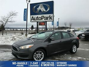 2015 Ford Focus SE| Heated Seats| Sat Radio| Keyless Entry