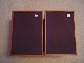 Speakers- Wharfedale 2XP (vintage)