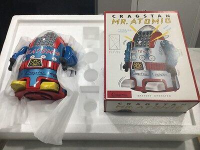 MINT MTH 119/500 MR. ATOMIC Robot COA RARE BLUE EDITION 1993