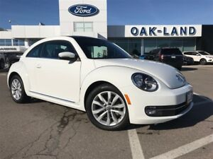 2015 Volkswagen Beetle Coupe 1.8 TSI COMFORTLINE | ROOF | HEATED