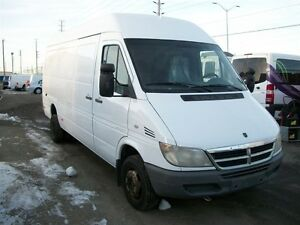 2006 Dodge Sprinter 3500 High Roof dually diesel