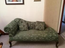 Chaise lounge solid sheesham