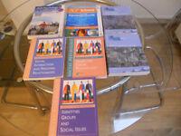 Selection of Open University Psychology Books