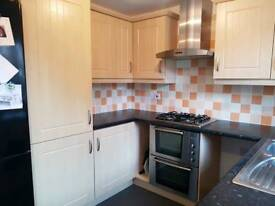 Kitchen with Double Oven, Hob, Extractor & Sink/Taps