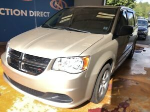 2015 Dodge Grand Caravan SE/SXT ALLOYS! REAR STOW N GO!