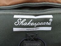 Shakespeare Folding Fishing stool/bag - new - never used