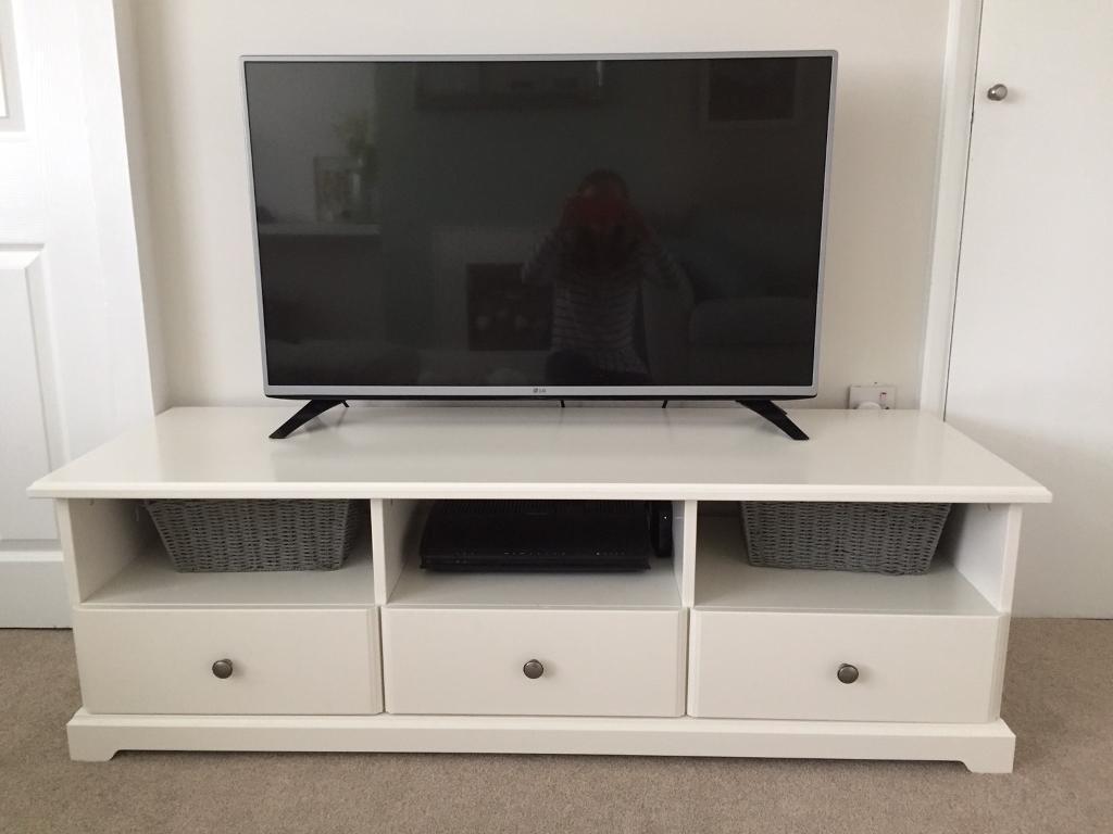 Ikea liatorp tv unit white in longwell green bristol gumtree