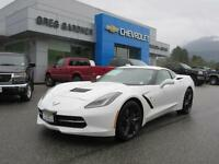 2016 Chevrolet Corvette Z51 - Loaded Nav, 8 Speed Auto
